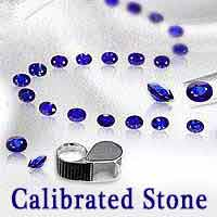 calibrated stone