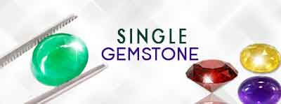 Single Gemstone