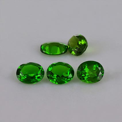 Lot Top Quality Diopside Gemstone,Natural Diopside Cabochons,Handmade Diopside Loose Stone,Wholesale Diopside semi precious 228Cts. 6 pcs