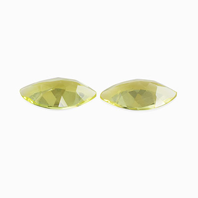 Size 73x34x25mm.358ct Big Attractive Yellow Lemon Quartz Faceted loose Gemstone,Marquise Shape Lemon Gemstone,Antique Lemon Quartz