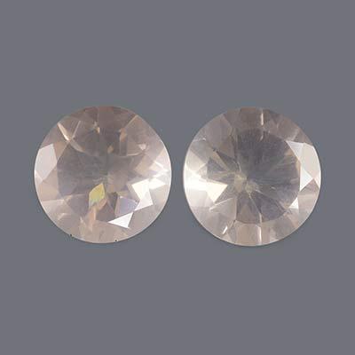 Details about  /Rarest Lot Natural Rose Quartz 15X15 mm Cushion Faceted Cut Loose Gemstone