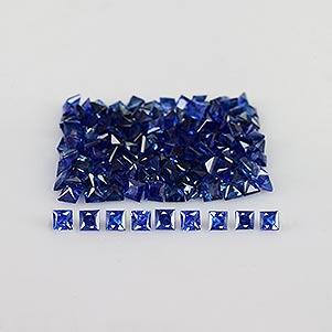 Buy wholesale loose Blue Sapphire gemstones online suppliers Rasav Gems